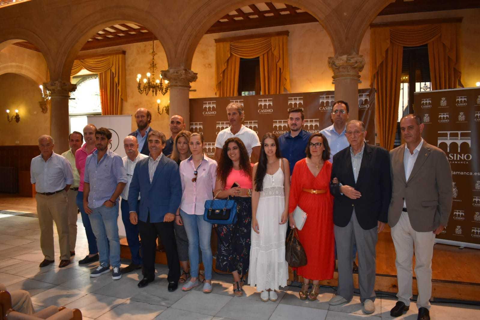 Salamanca estrena su Capítulo de la Fundación Toro de Lidia
