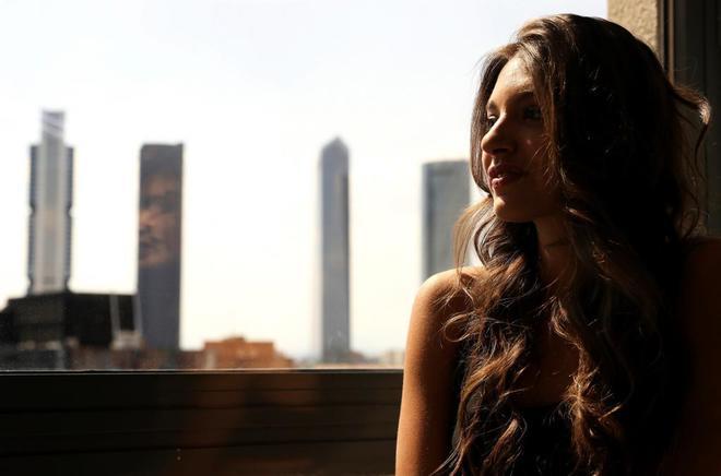La cantante Ana Guerra.