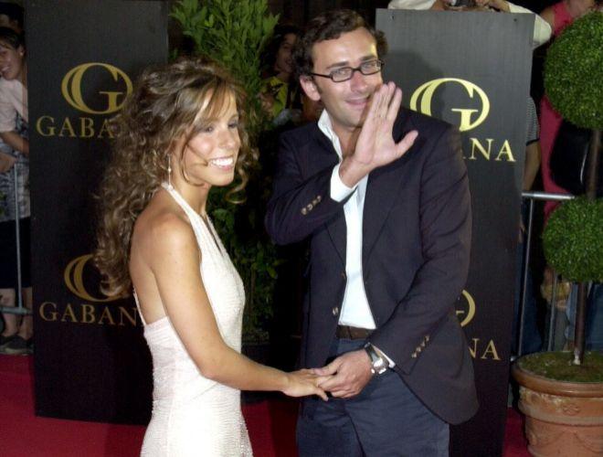 Ana Aznar y Alejandro Agag celebraron juntos en Gagana su despedida de solteros en 2002