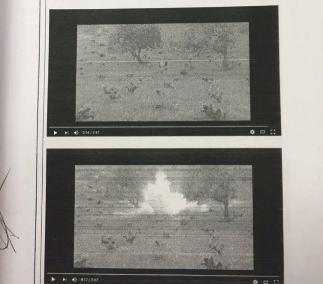 Imputados tres jóvenes por confeccionar y detonar explosivos y subirlo