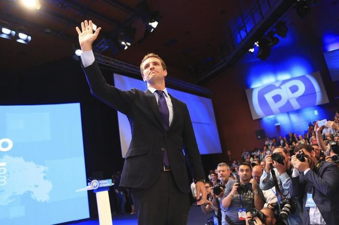 El Partido Popular ha abrazado el rearme ideológico y emprendido