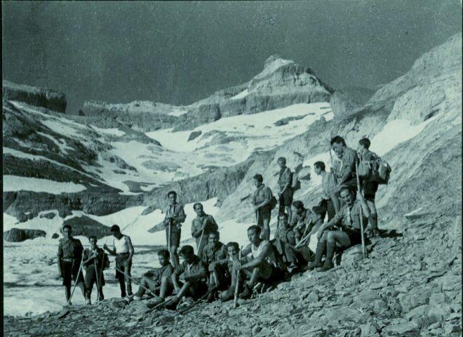 La historia menos conocida de los 'scouts' españoles: del Pirineo aragonés a un barco rumbo al exilio