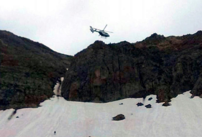 Muere un montañero tras caer 100 metros desde el Pico Infiernos de Panticosa, en el Pirineo Aragonés