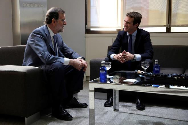 Pablo Casado transmitirá a Pedro Sánchez que no apoyará el techo de gasto