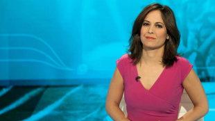 Mara Torres, en 'La 2 Noticias'.