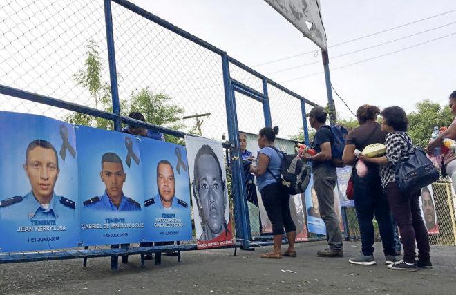En la cárcel de El Chipote, los opositores son amedrentados