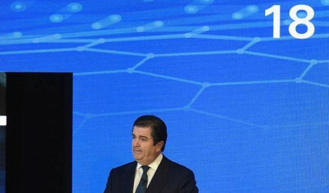 El presidente de la compañía de electricidad Endesa, Borja Prado,...