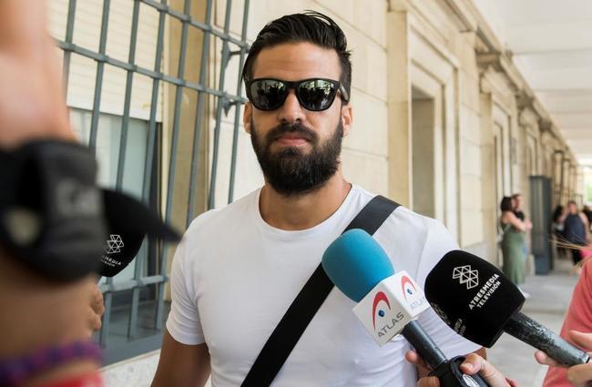 """Antonio Manuel Guerrero, uno de los cinco integrantes de """"La Manada"""",..."""