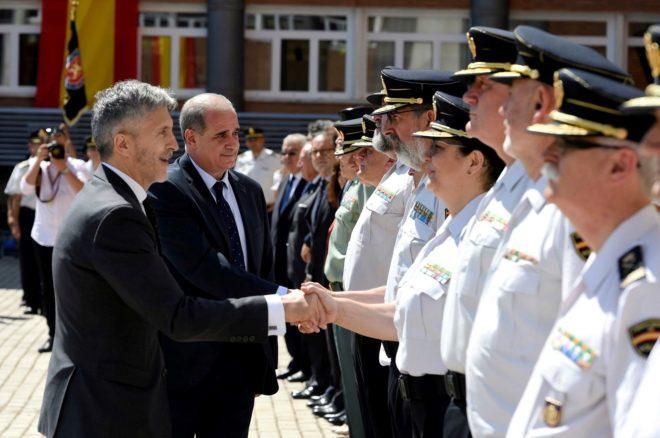 Marlaska reestructurará la cúpula de la Policía y la Guardia