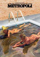 Las mejores piscinas naturales de interior. Montaje de Laura Núñez.
