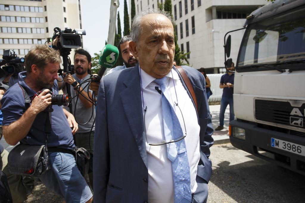 El director del máster de Pablo Casado, Enrique Álvarez Conde