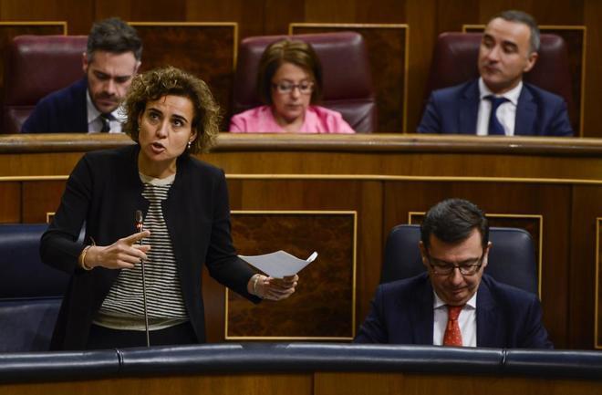 Soraya Sáenz de Santamaría rechaza la integración tras ofrecer a