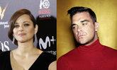 Marion Cotillard y Robbie Williams son dos abonados a la teoría de la...