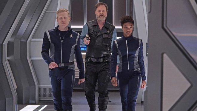 Imagen de 'Star Trek: Discovery'.