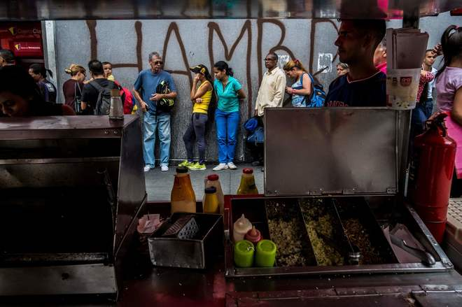 Dieta alternativa del venezolano