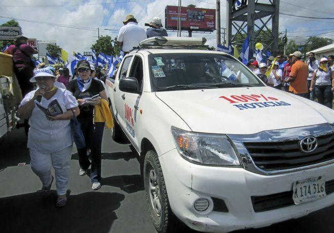 NICARAGUA: Medios independientes de Nicaragua: