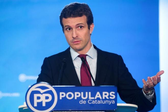 La Complutense archiva el expediente de la carrera de Derecho de Pablo Casado al no detectar irregularidades