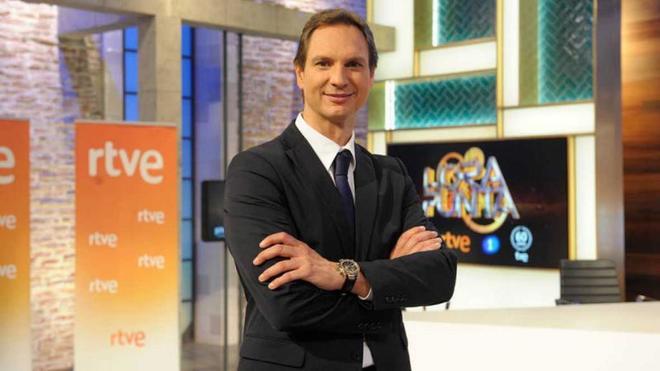 Javier Cárdenas, responsable y presentador del programa de actualidad...