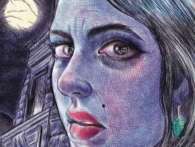 Portada de 'Lo que más me gustan son los monstruos', de Emil Ferris.
