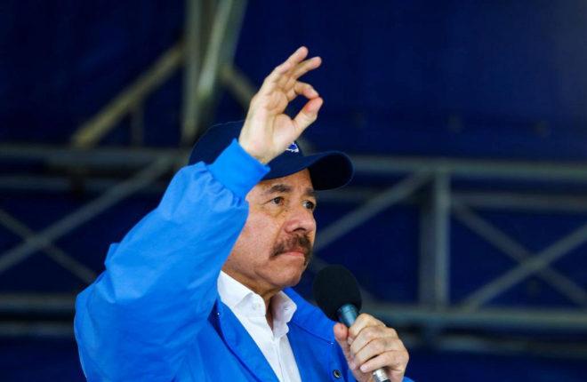 Daniel Ortega reconoce 195 muertos y que los encapuchados armados en las protestas son policías