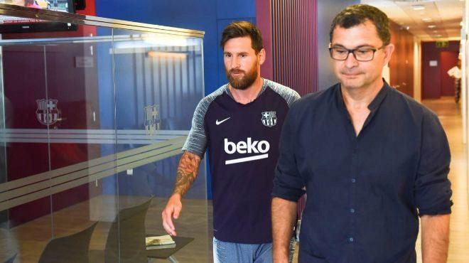 Messi está de vuelta: reconocimiento médico y primer entrenamiento con el Barça