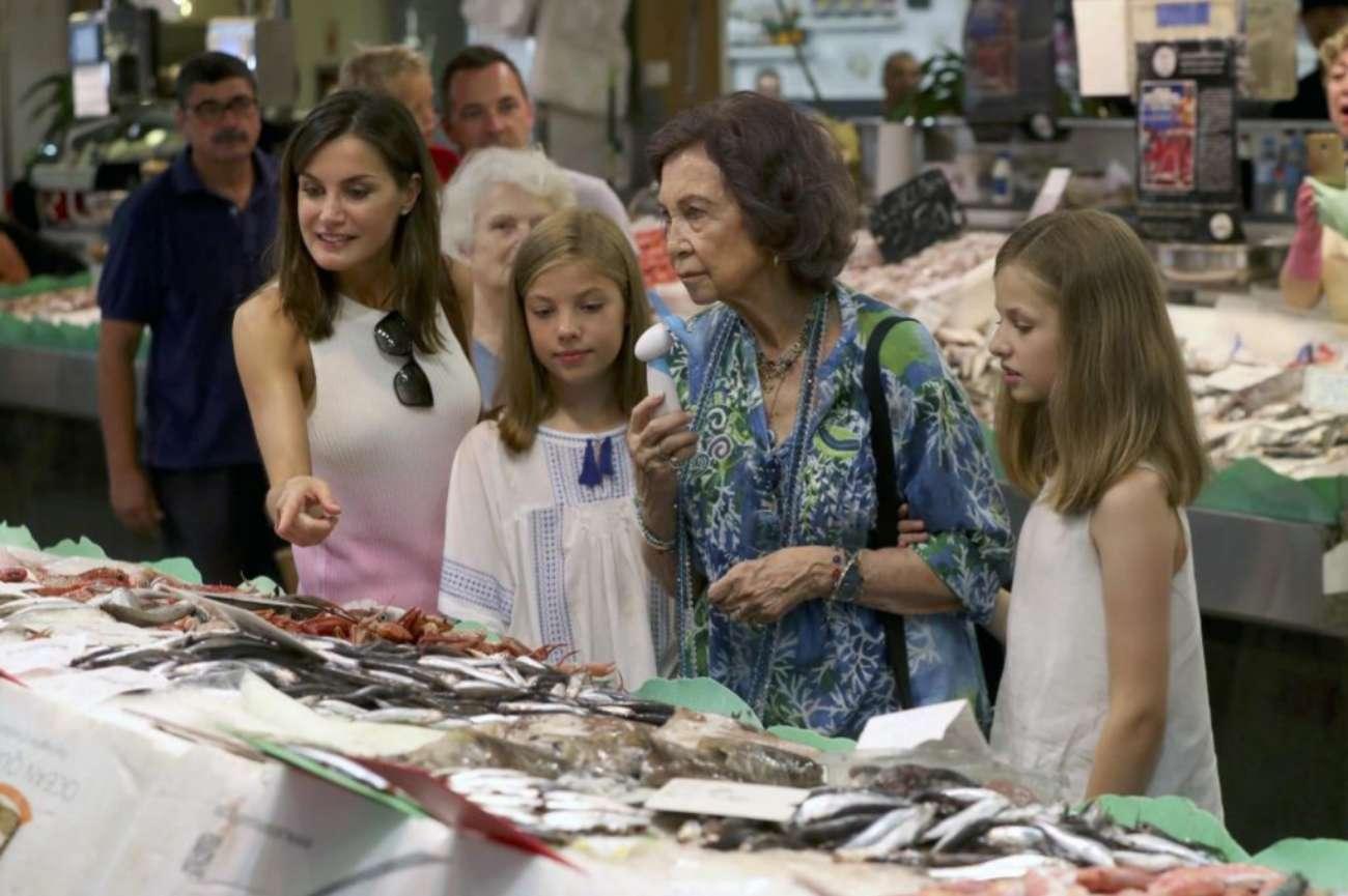 La Reina Letizia se ha mostrado muy interesada y ha preguntado por...