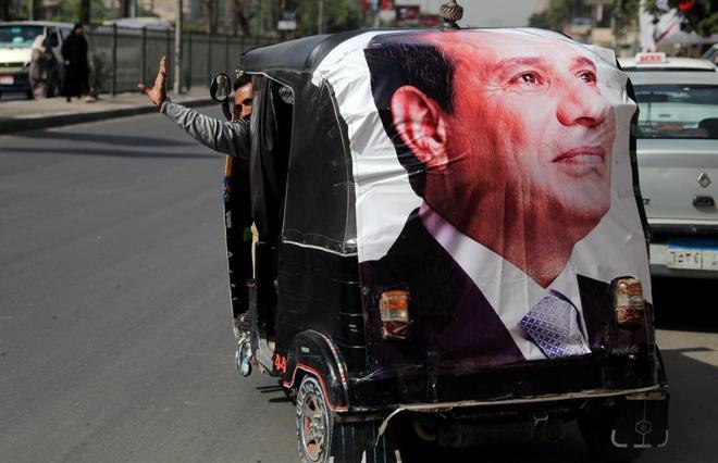 En el último año, el régimen egipcio ha intensificado su
