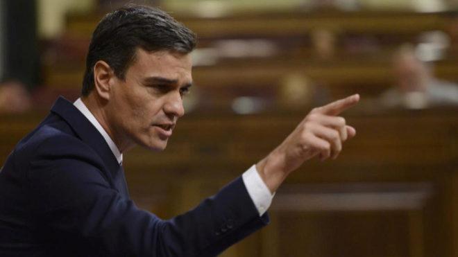 El PSOE se dispara tras la llegada de Pedro Sánchez a La Moncloa