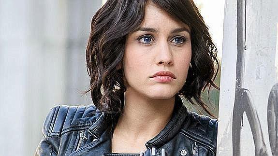 Megan Montaner.