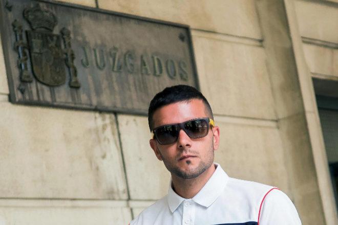 A prisión el miembro de La Manada detenido por presunto robo con violencia en un centro comercial