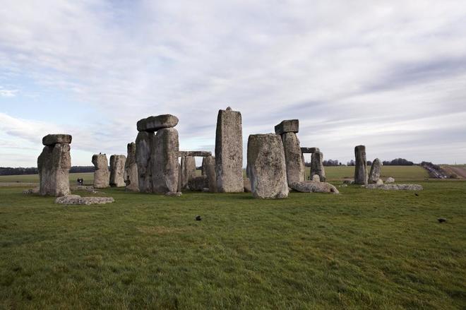 Monumento megalítico prehistórico de Stonehenge