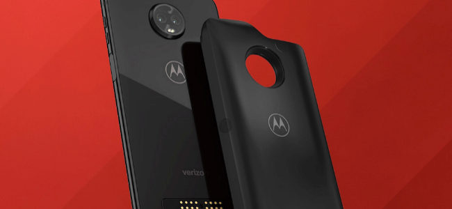 Motorola anuncia el primer móvil 5G