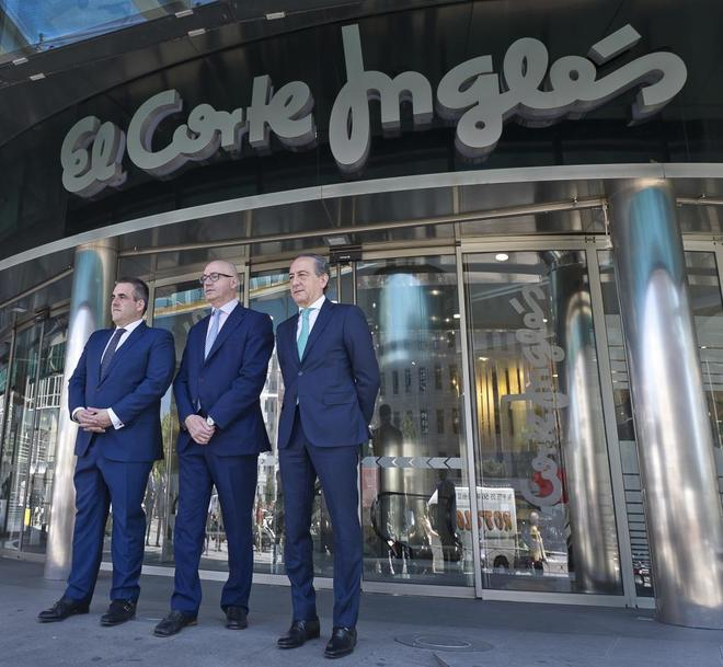 272484eef4e El Corte Inglés vende dos centros comerciales en el centro de Madrid ...