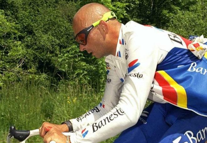 El ex ciclista francés Armand de las Cuevas, ex corredor