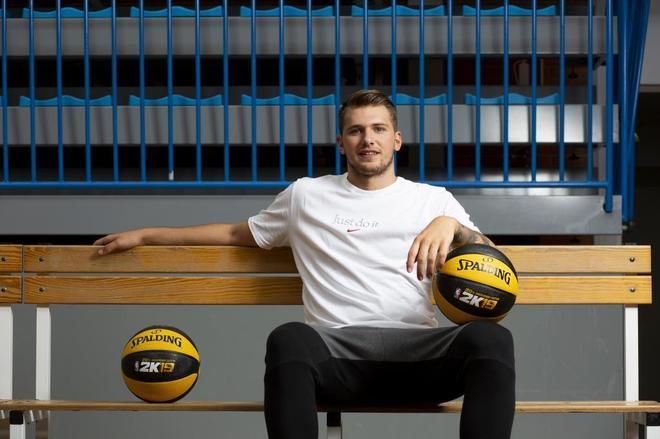 Luka Doncic ha dado el salto a la NBA este