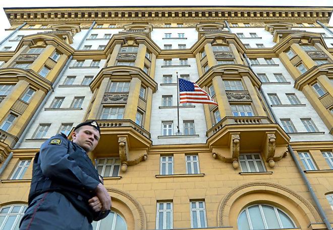 Una empleada rusa de la delegación estadounidense tuvo acceso durante