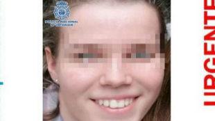 La imagen de Alenka circuló por las redes sociales a petición de su...
