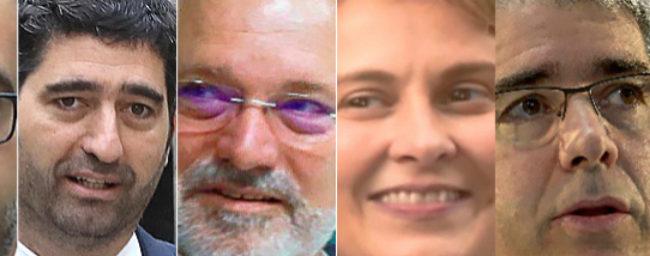 Torra premia a 10 implicados en el referéndum del 1-O con salarios de hasta 110.000 euros anuales