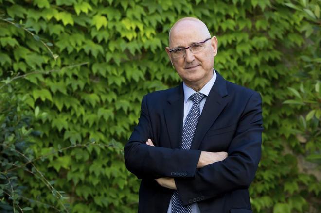 El ex director de Informativo de TVE, José Antonio Álvarez Gundin