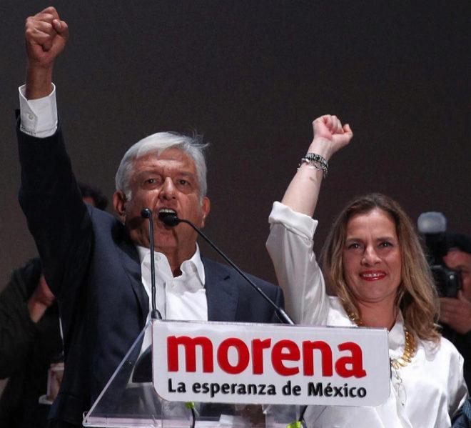 López Obrador se recortará el sueldo un 60% como parte