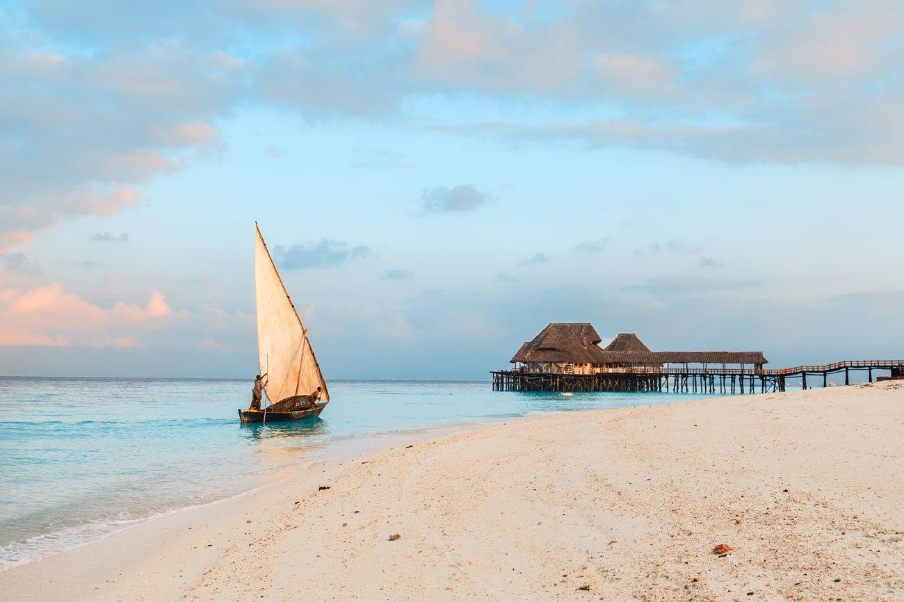 Considerada una de las mejores playas del mundo por la