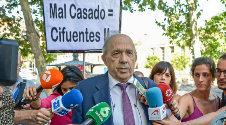 Enrique Álvarez Conde, director de los másteres de Cristina...