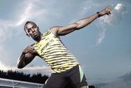 Usain Bolt, el mejor vlocista de la historia.