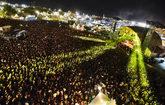 Imagen de archivo del festival Rottom Sunsplash de Benicasim