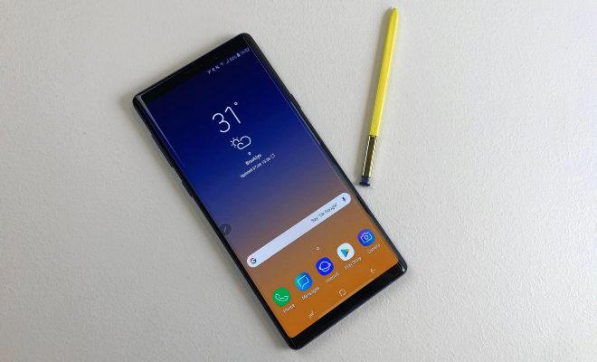El Galaxy Note 9 presume de batería, memoria y Fortnite en su presentación oficial