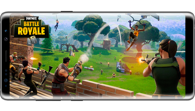 La beta de Fortnite ya está disponible para Android