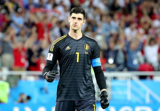 Thibaut Courtouis, en su último partido del pasado Mundial.