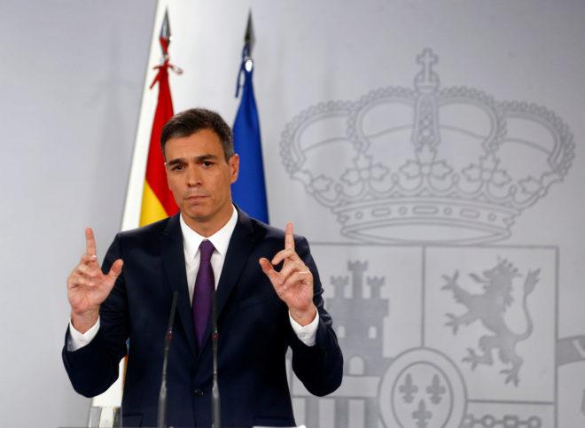 Santander modificaría su situación en España si hay tasa a