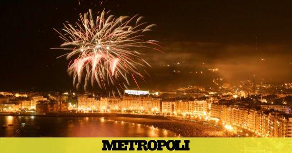 San Sebastián celebra su semana grande con diversas actividades lúdicas;