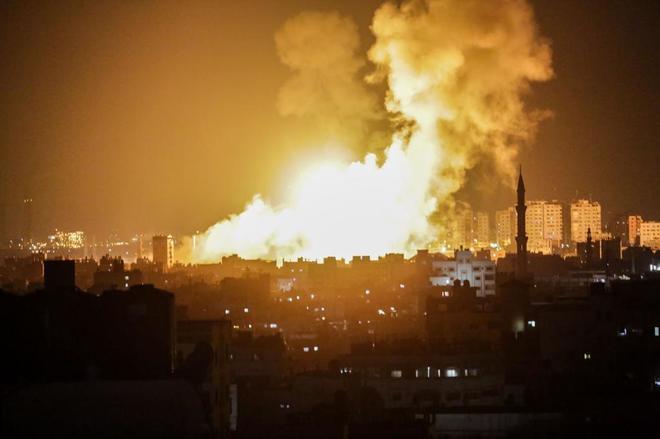 Un palestino murió este miércoles y al menos ocho resultaron